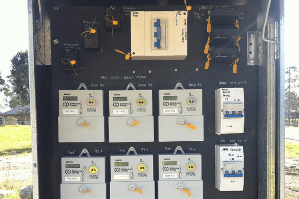 Level 2 Electrician Sydney Metering