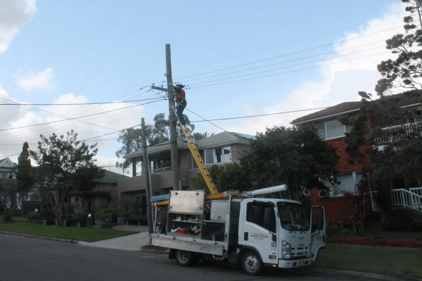 Overhead Electrical Services Sydney Level 2 Service Provider