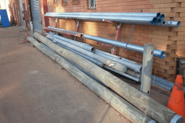 Level 2 Electrician Sydney Pole Replacement and Installation