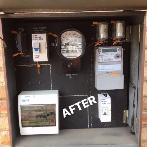 Smart Electricity Meter Installation benefits. Level 2 Electrician Sydney
