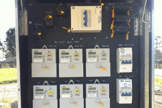 Electricity Meter Installation in Blue Mountains