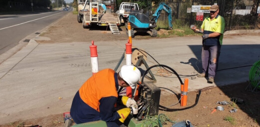 Disconnecting and Reconnecting to the Street Power Burwood