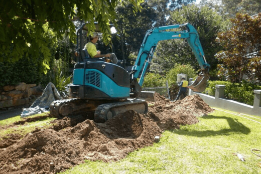 Underground Electrical Contractors Hornsby