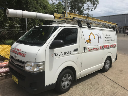 level 2 electrician epping